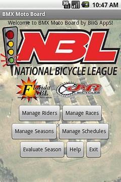 BMX MotoBoard