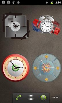 ClockWidget