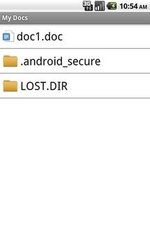 My Docs - Google Docs
