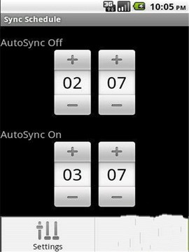 同步时间表(测试版)