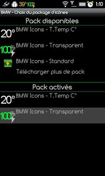 BMW Icons Black