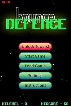 Bounce Tower Defense