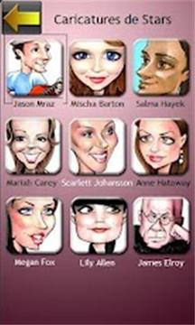 Q版人物 Votre Caricature