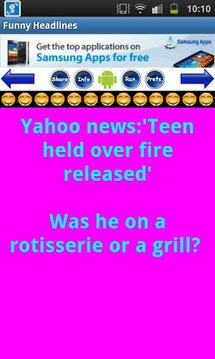 500+ Funny Headlines