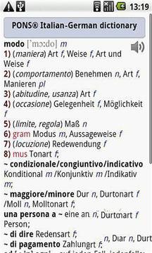 庞氏意大利语字典