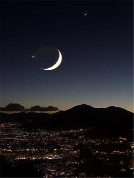 天文:月亮
