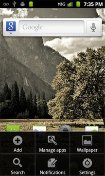 Launcher 2 for QHD