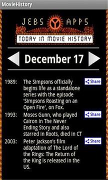 今天在电影史