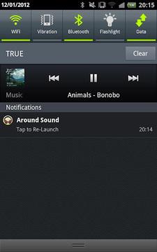智能场景音效(Around Sound)