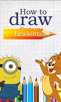 How to Draw cartoons