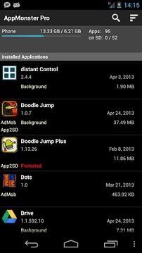 备份精灵专业版AppMonster Pro