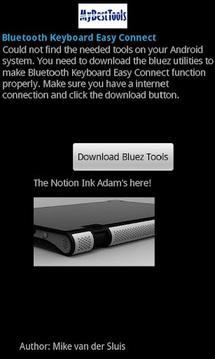Bluetooth Keyboard Easyconnect