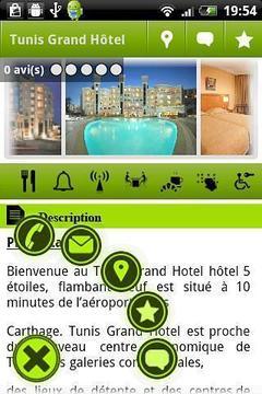 Hôtels Tunisie