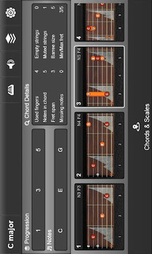 JamBox Chords & Scales