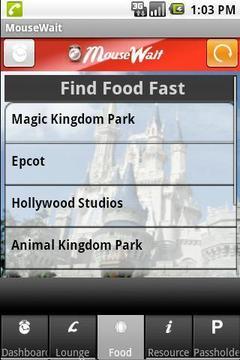 Disney World MouseWait FREE