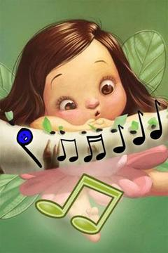 可爱的童音短信铃声