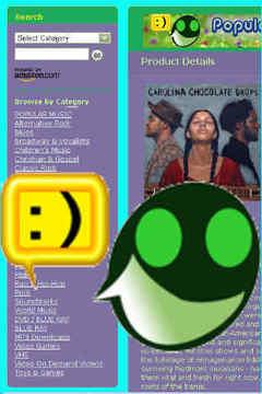 流行的CD
