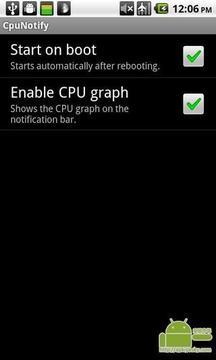 CPU的通知