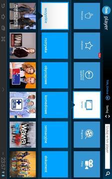 tvn player (tablet)