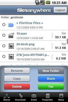 Files Anywhere