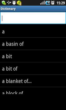 实用英语词典