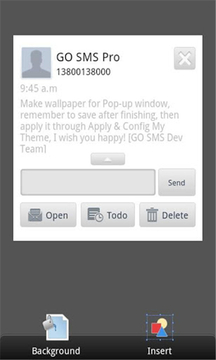 GO短信加强版Emoji表情插件