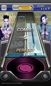 BIGBANG音乐游戏 BIGBANG SHAKE
