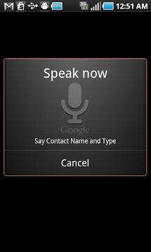 CGX Voice Dialer
