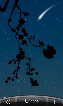 可爱的樱花动态壁纸 Lovely Sakura Live Wallpaper