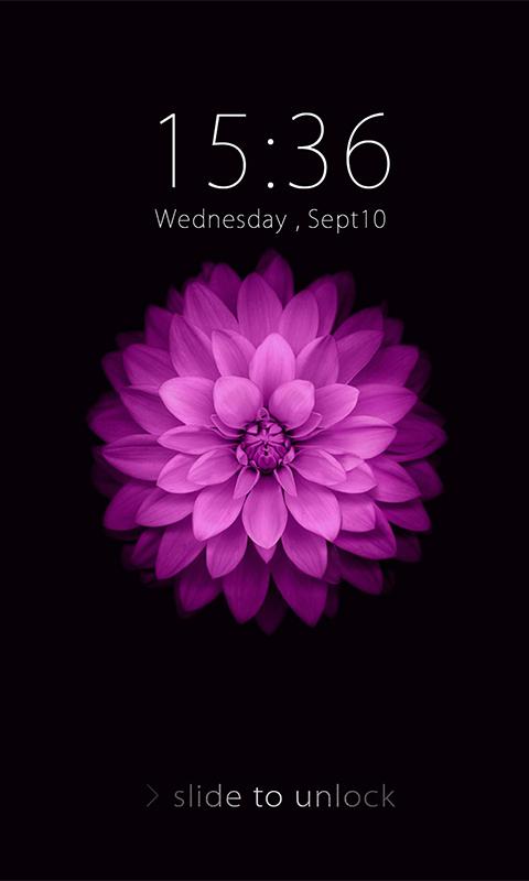 iphone 6 动态锁屏壁纸