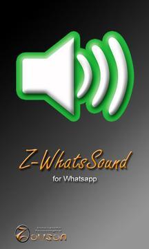 Z-WhatsSoundforWhatsApp