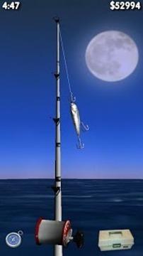 大型钓鱼运动