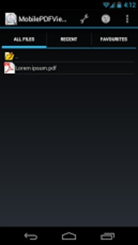 手机PDF浏览器