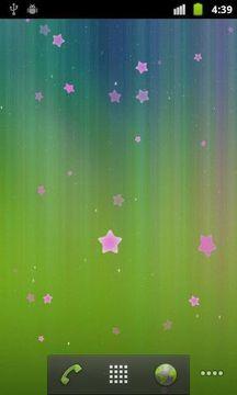 星星动态壁纸