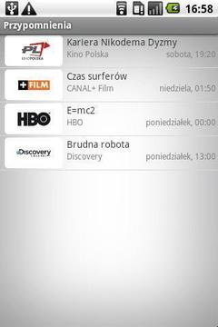 Programoid - Program TV