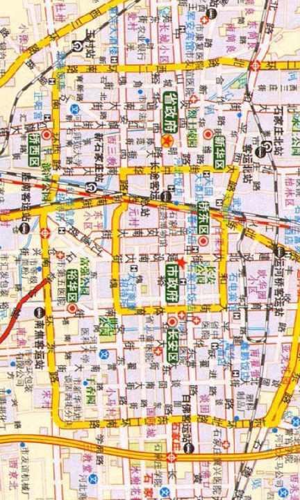 石家庄悠悠导航地图_安卓石家庄悠悠导航地图免费下载