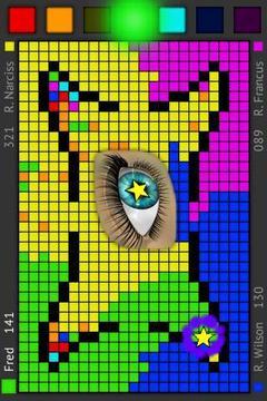 彩色方块 Color box