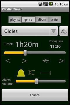 Playlist Timer