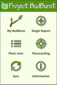 Project BudBurst Mobile