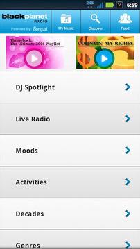 BlackPlanet Radio