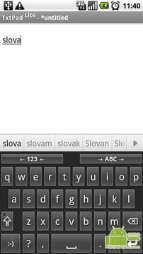 斯洛伐克软键盘