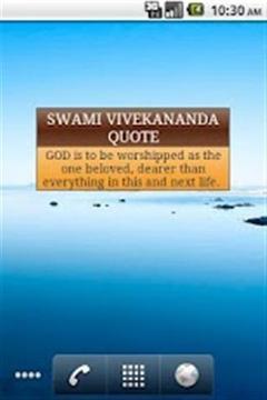 Swami Vivekananda语…