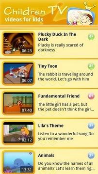 Children TV- videos for kids