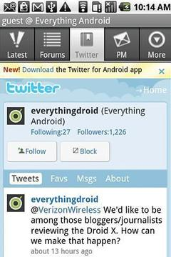Everything Android