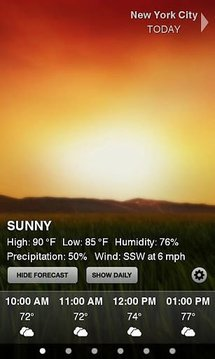 Weather HD Free