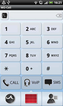 MO- CALL移动VoIP