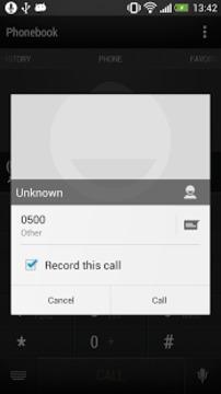 通话录音 CallRecorder