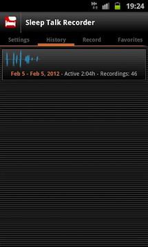 梦话录音机 Sleep Talk Recorder