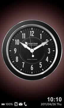 Angel USB Clock