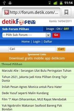 detikForum Launcher